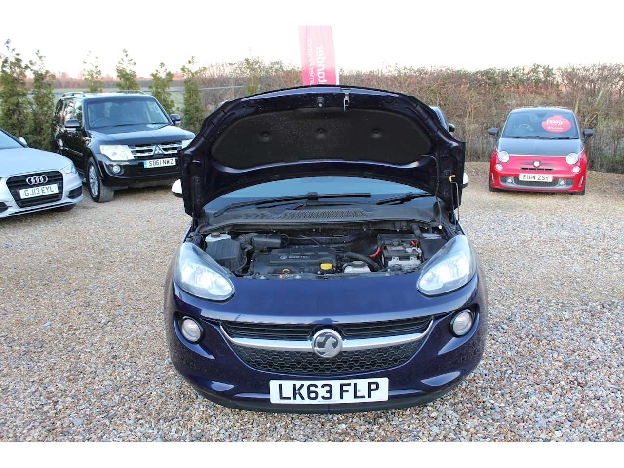 Vauxhall Adam Glam Hatchback 1.4 Manual Petrol