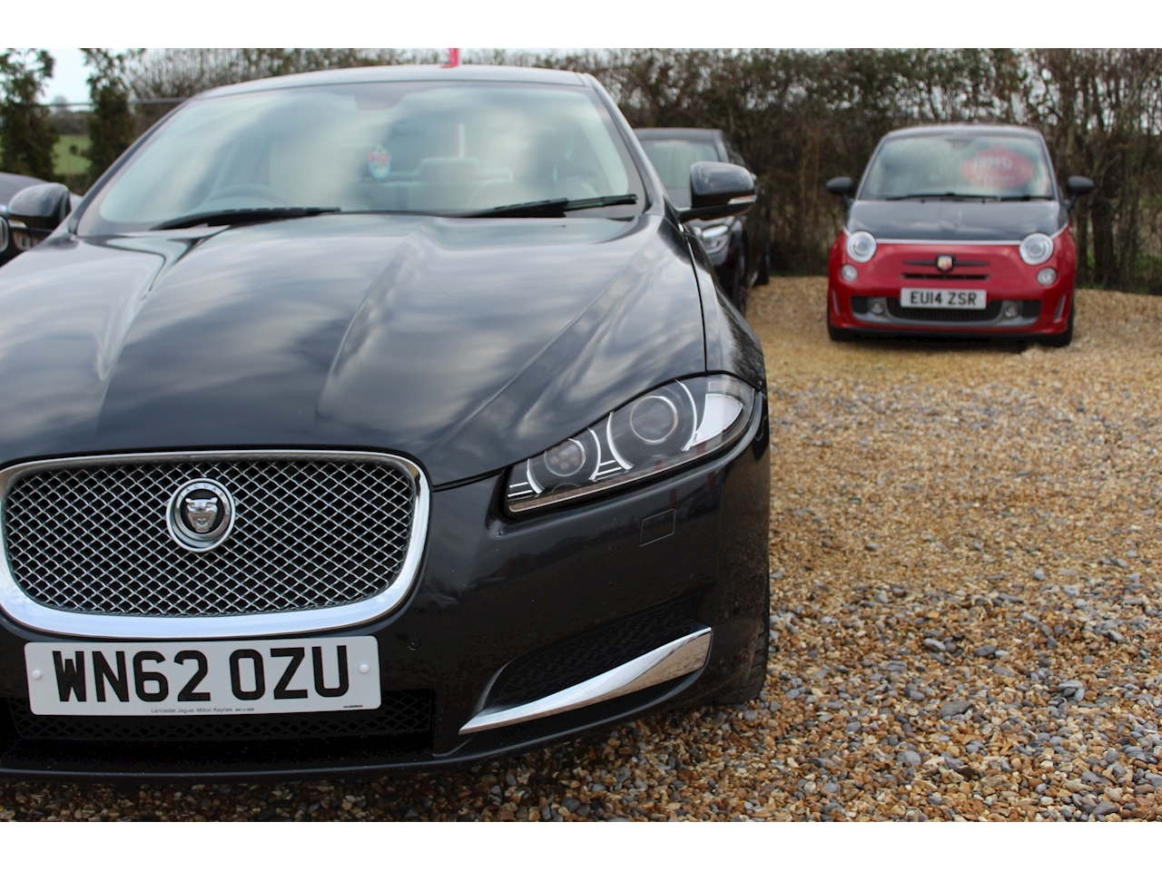 Jaguar Xf V6 Premium Luxury Saloon 3.0 Automatic Diesel