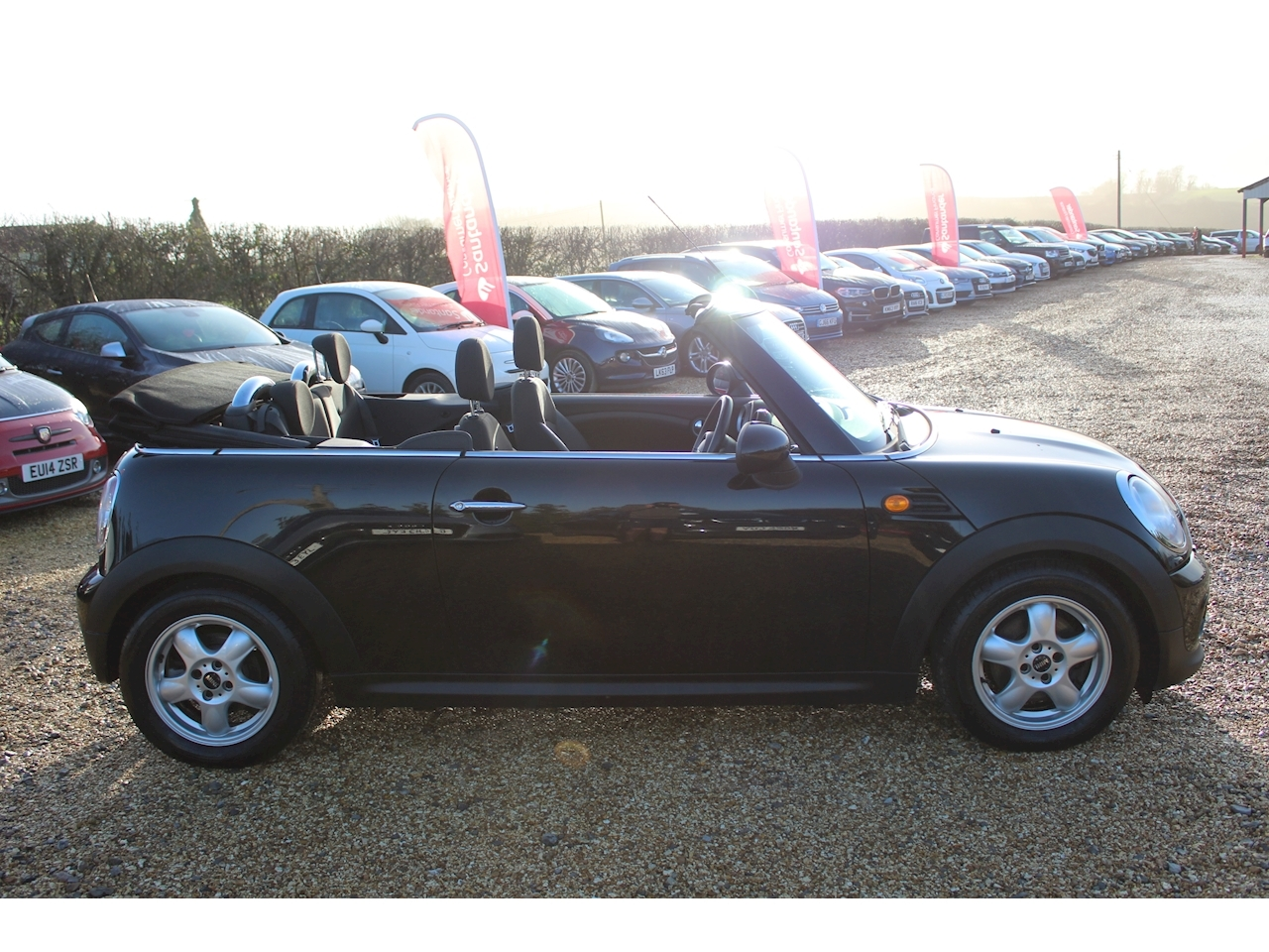 Mini Mini Cooper D Convertible 1.6 Manual Diesel