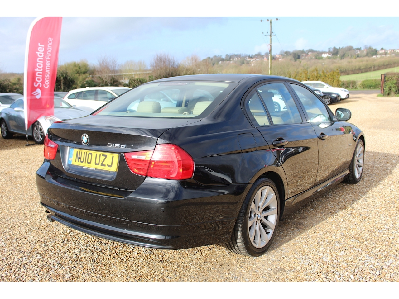 BMW 3 Series 318D Se Saloon 2.0 Manual Diesel