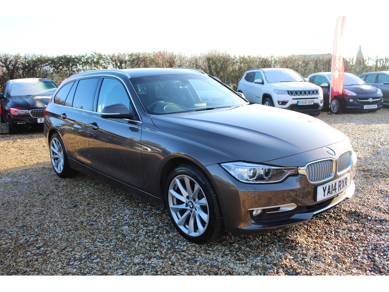 BMW 3 Series 320D Xdrive Modern Touring Estate 2.0 Automatic Diesel