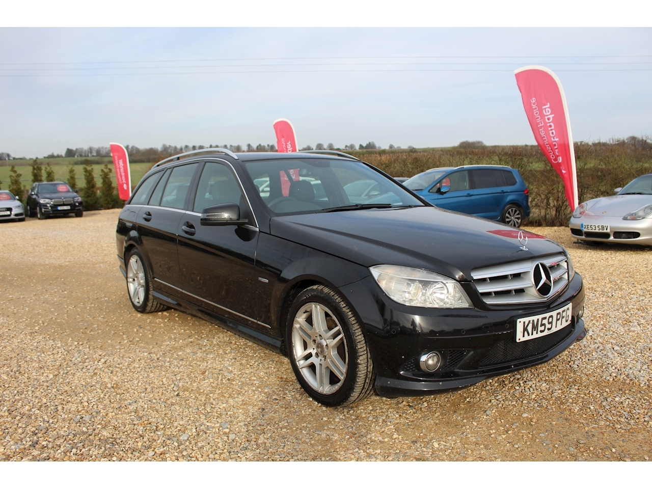 Mercedes-Benz C Class C250 Cdi Blueefficiency Sport Estate 2.1 Automatic Diesel