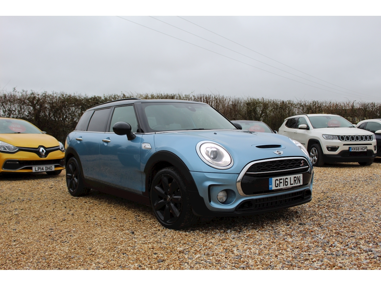 Mini Mini Clubman Cooper S Estate 2.0 Manual Petrol