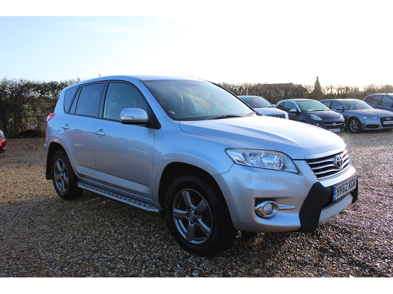Toyota Rav4 D-4D Xt-R Estate 2.2 Manual Diesel