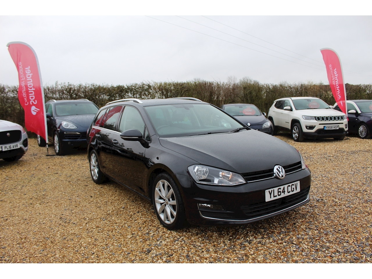 Volkswagen Golf Gt Tdi Bluemotion Technology Estate 2.0 Manual Diesel
