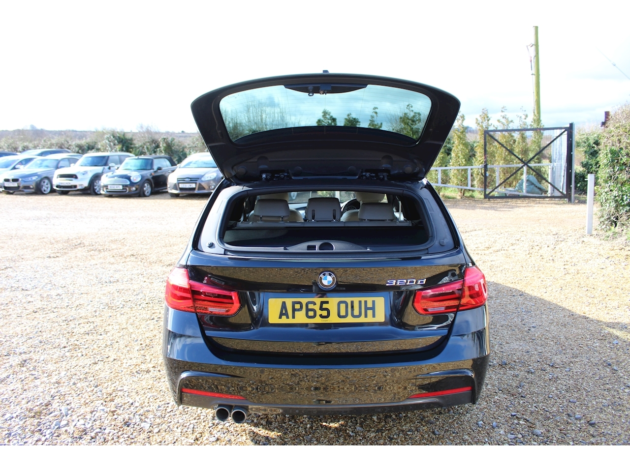 BMW 3 Series 320D M Sport Touring Estate 2.0 Automatic Diesel