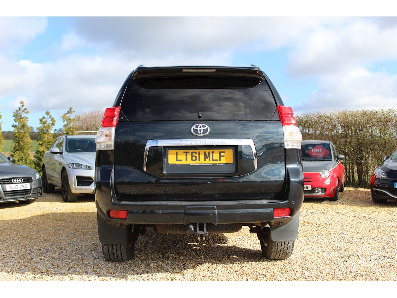 Toyota Land Cruiser D-4D Lc4 Estate 3.0 Automatic Diesel
