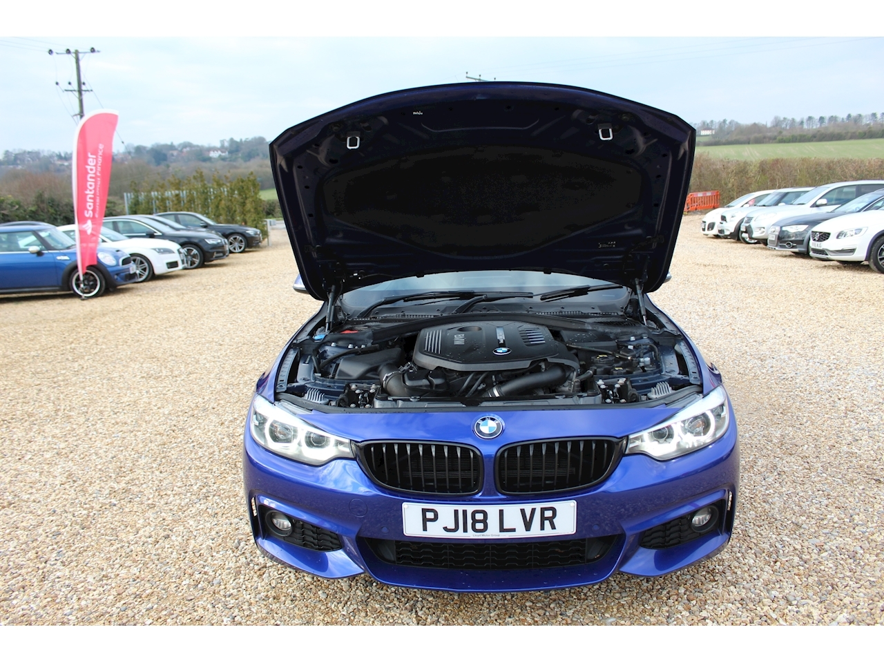BMW 4 Series 440I M Sport Gran Coupe Coupe 3.0 Automatic Petrol