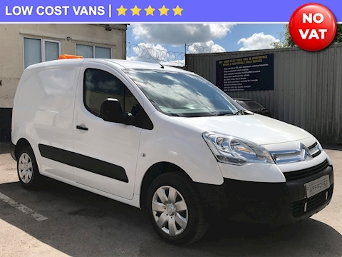 Citroen Berlingo 1.6HDi 850 Enterprise L1 SWB