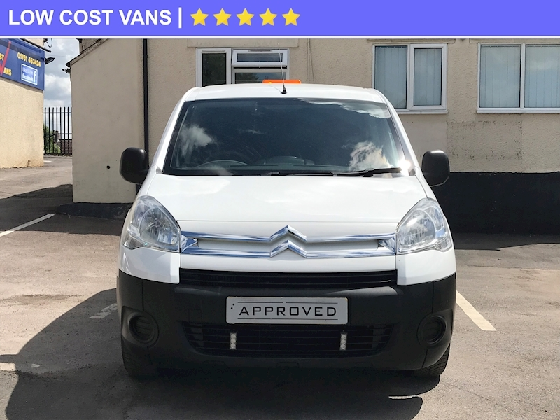 Citroen Berlingo 1.6HDi 850 Enterprise L1 SWB - Large 1