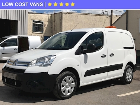 Berlingo 1.6HDi 850 Enterprise L1 SWB 1.6 5dr Panel Van Manual Diesel