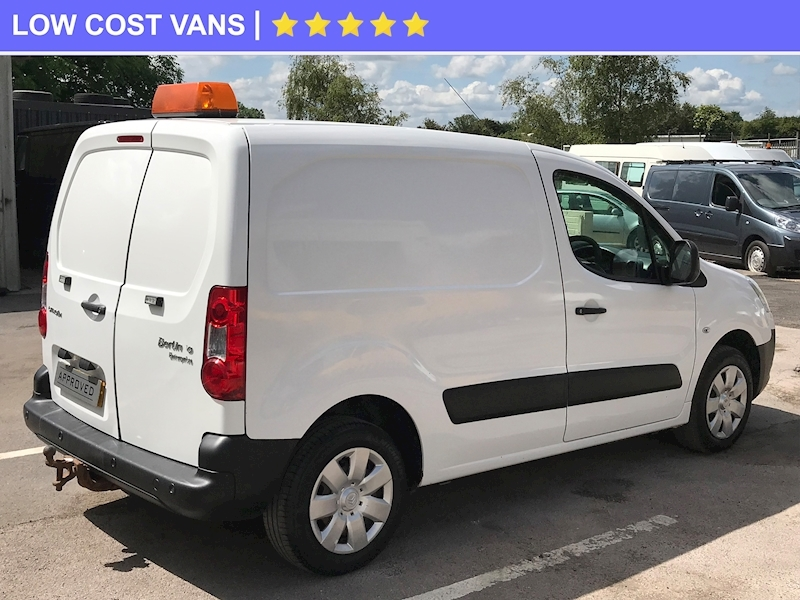 Citroen Berlingo 1.6HDi 850 Enterprise L1 SWB - Large 6