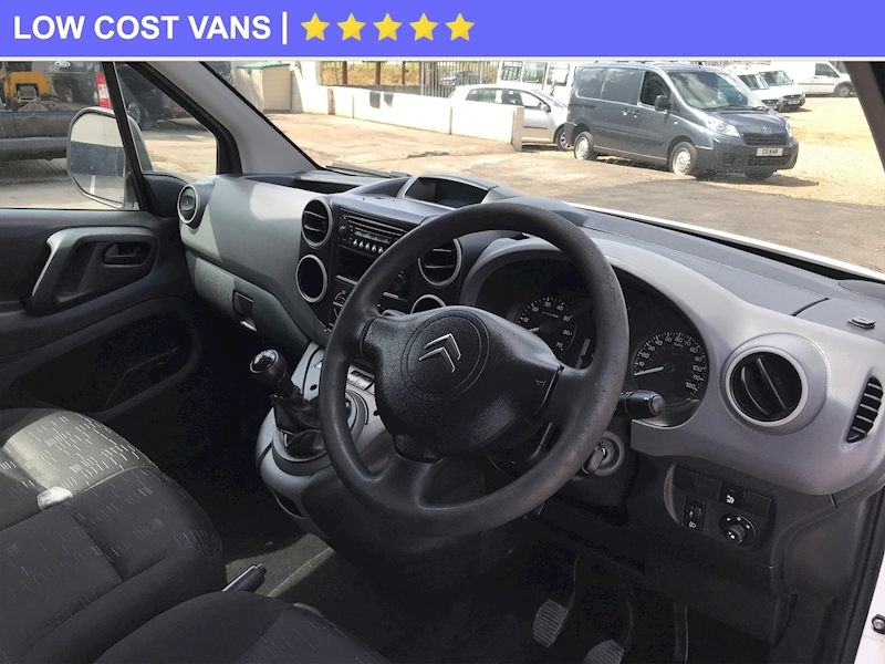 Citroen Berlingo 1.6HDi 850 Enterprise L1 SWB - Large 8