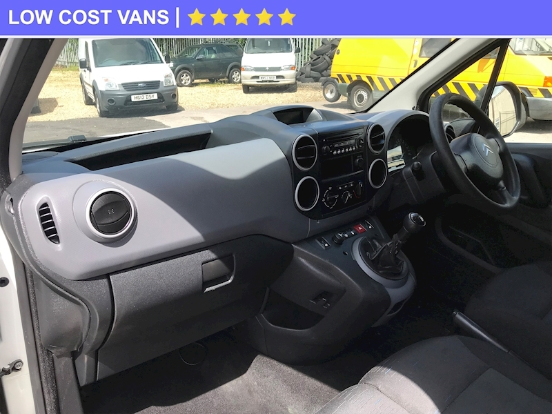 Citroen Berlingo 1.6HDi 850 Enterprise L1 SWB - Large 10