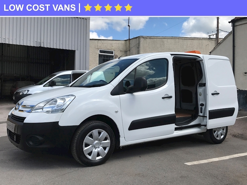 Citroen Berlingo 1.6HDi 850 Enterprise L1 SWB - Large 15