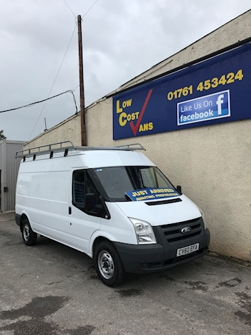 Ford Transit 350 2.4TDCi 115bhp LWB Semi High