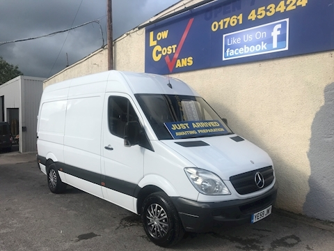 Mercedes-Benz Sprinter 313 2.1 Cdi MWB