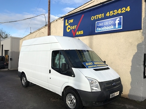 Ford Transit 350 2.2TDCi LWB High Roof