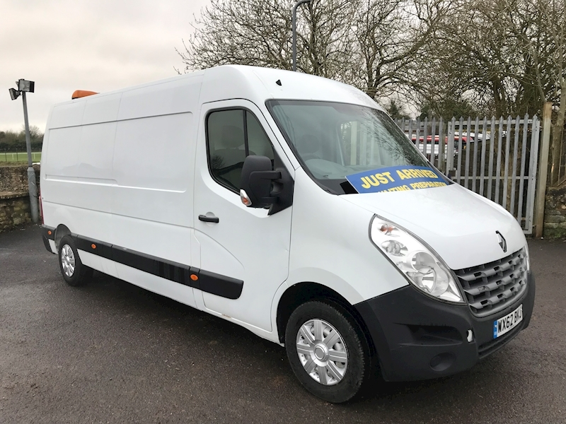 Master 125.35 2.3DCi LWB L3 H2 2.3 5dr Panel Van Manual Diesel