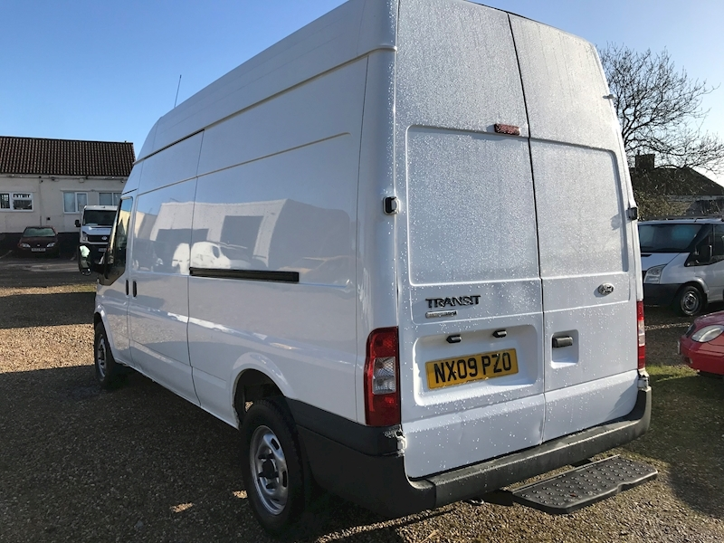 Ford Transit 350 2.4TDCi LWB High Roof - Large 4