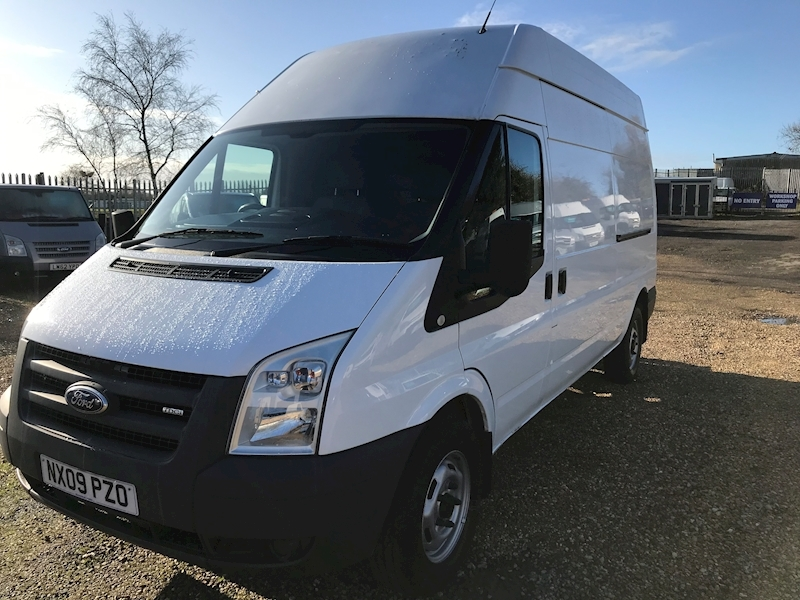 Ford Transit 350 2.4TDCi LWB High Roof - Large 1