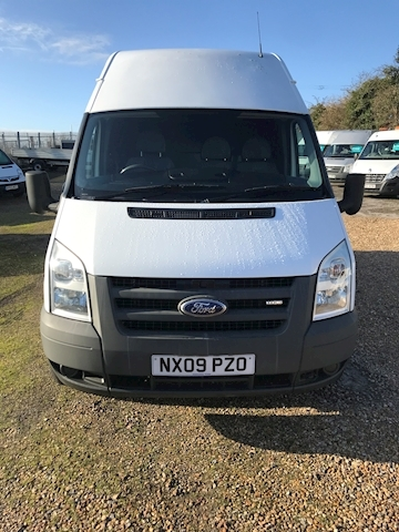 Transit 350 2.4TDCi LWB High Roof 2.4 5dr Panel Van Manual Diesel