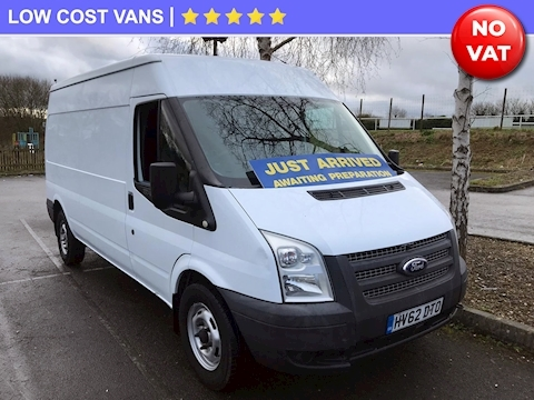 Ford Transit 330L 2.2TDCi 125PS LWB