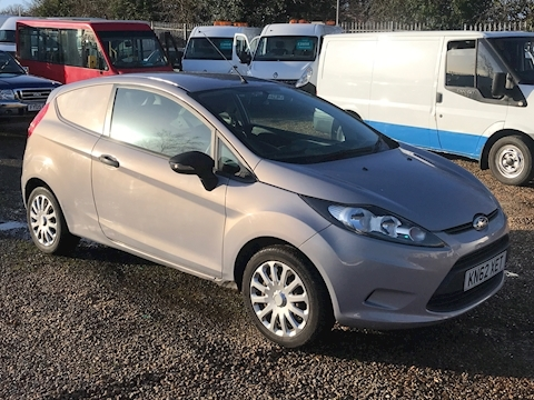 Ford Fiesta Base 1.4 Tdci