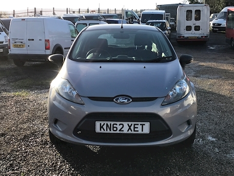 Fiesta Base 1.4 Tdci 1.4 3dr Car Derived Van Manual Diesel