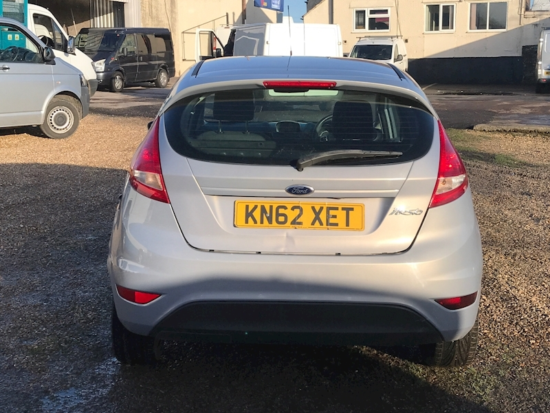 Ford Fiesta Base 1.4 Tdci - Large 4