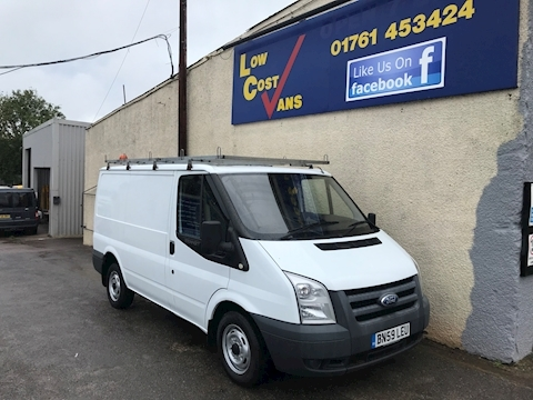 Ford Transit 280 2.2TDCi SWB Low Roof