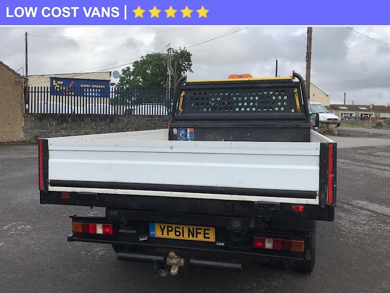 Ford Transit 2.4TDCi 350 Single Cab Dropside Twin Rear Wheel - Large 5