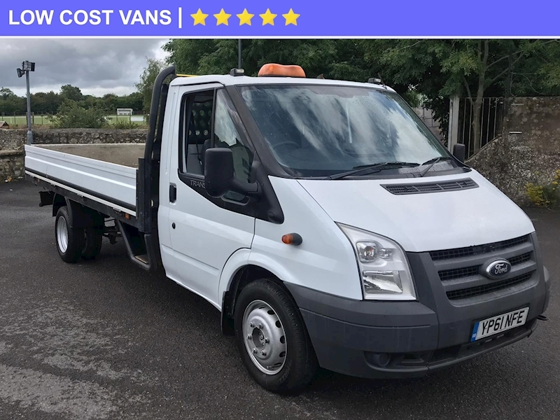 Transit 2.4TDCi 350 Single Cab Dropside Twin Rear Wheel 2.4 2dr Dropside Manual Diesel