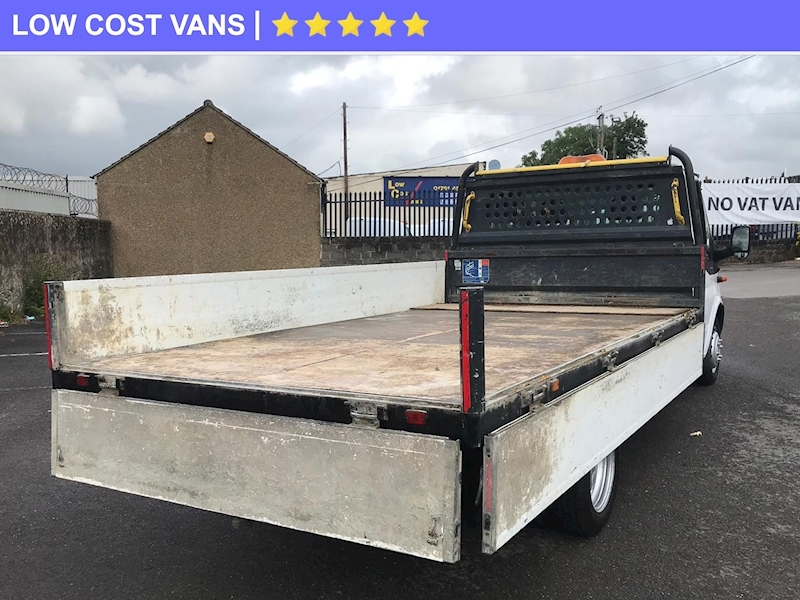 Ford Transit 2.4TDCi 350 Single Cab Dropside Twin Rear Wheel - Large 8