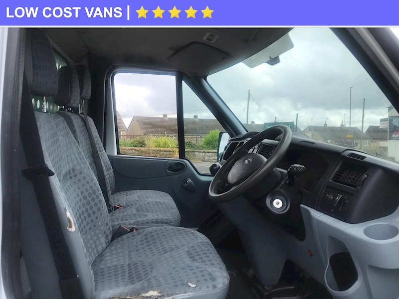 Ford Transit 2.4TDCi 350 Single Cab Dropside Twin Rear Wheel - Large 9