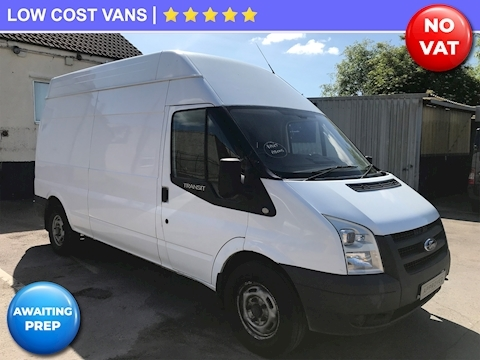 Ford Transit 350 2.4TDCi LWB High Roof