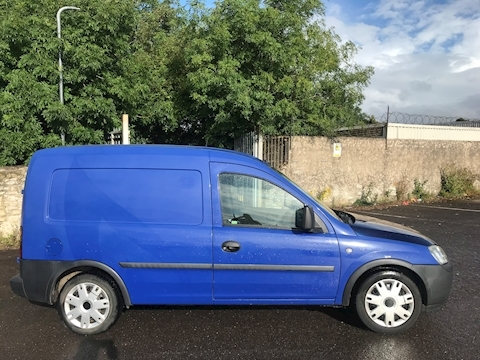 Combo 1.2CDTI 1.2 5dr Car Derived Van Manual Diesel