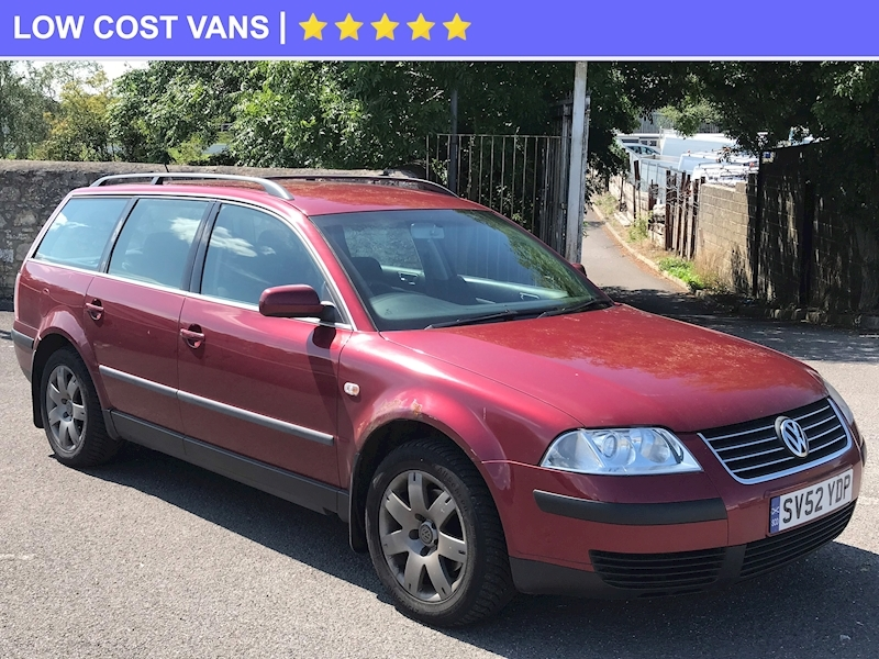 Passat Se 1.9Tdi PD 130BHP 1.9 5dr CAR Manual Diesel