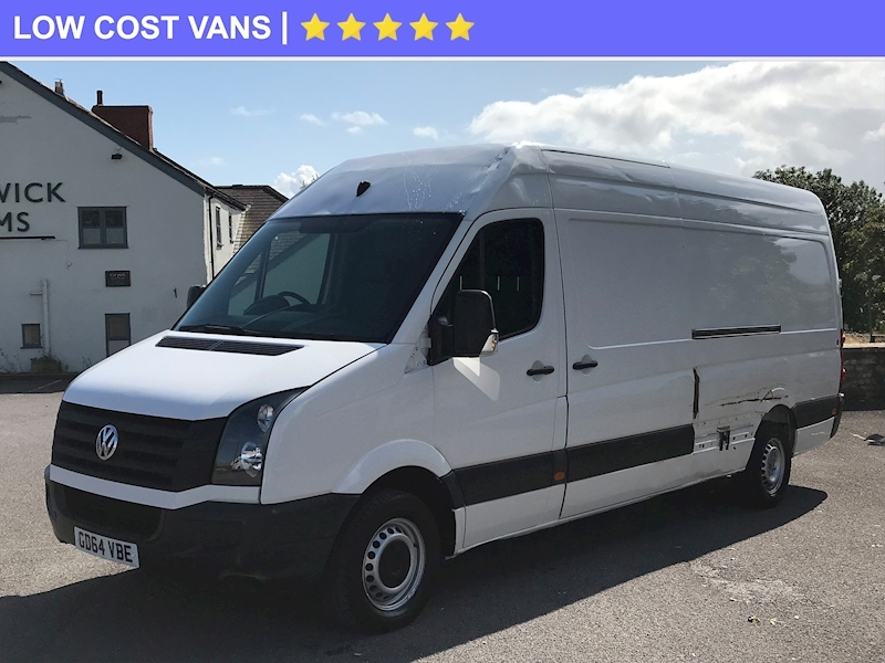 Volkswagen Crafter 2.0TDI Cr35 High Roof LWB - Large 2