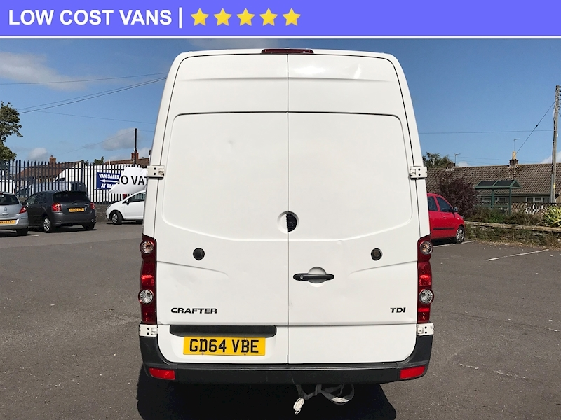 Volkswagen Crafter 2.0TDI Cr35 High Roof LWB - Large 4