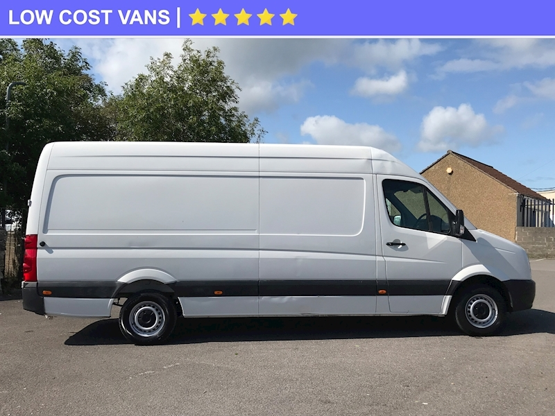 Volkswagen Crafter 2.0TDI Cr35 High Roof LWB - Large 6