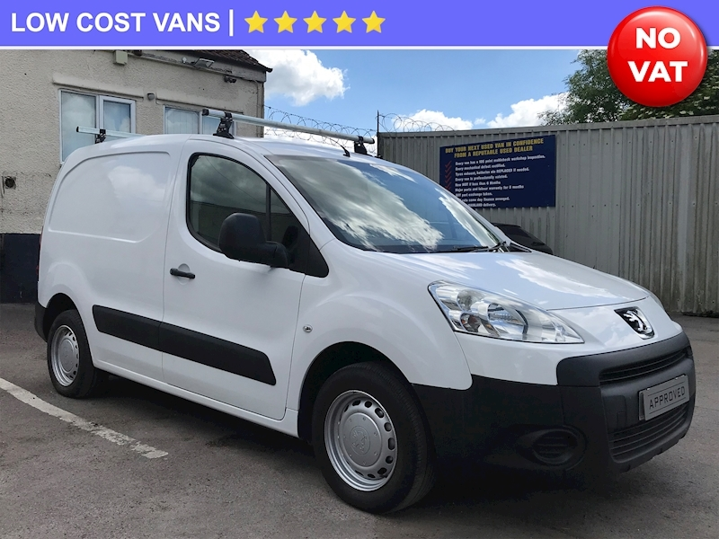 Partner 1.6Hdi S L1 850 SWB 1.6 Panel Van Manual Diesel
