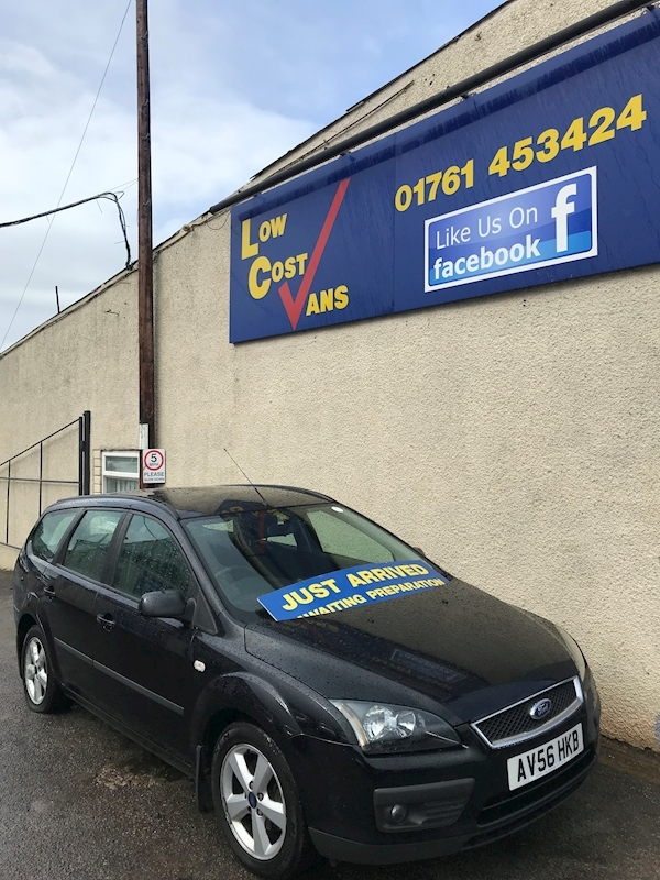 Focus Zetec Climate Estate 1.8 Manual Petrol