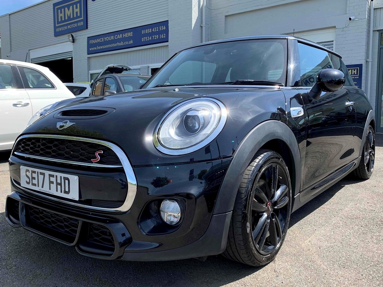 Mini Cooper S Hatchback 2.0 Manual Petrol