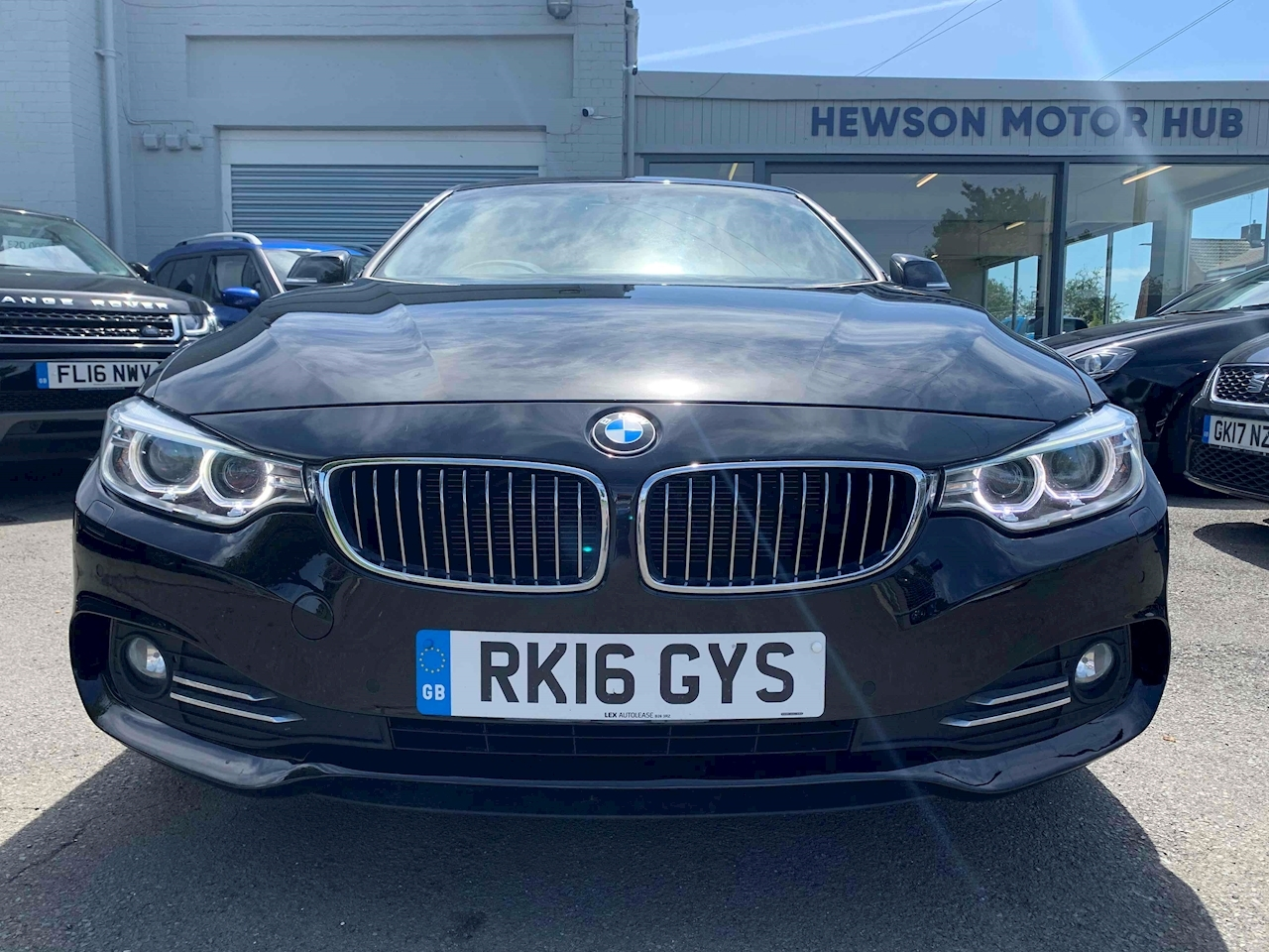 4 Series 420D Luxury Gran Coupe Coupe 2.0 Manual Diesel