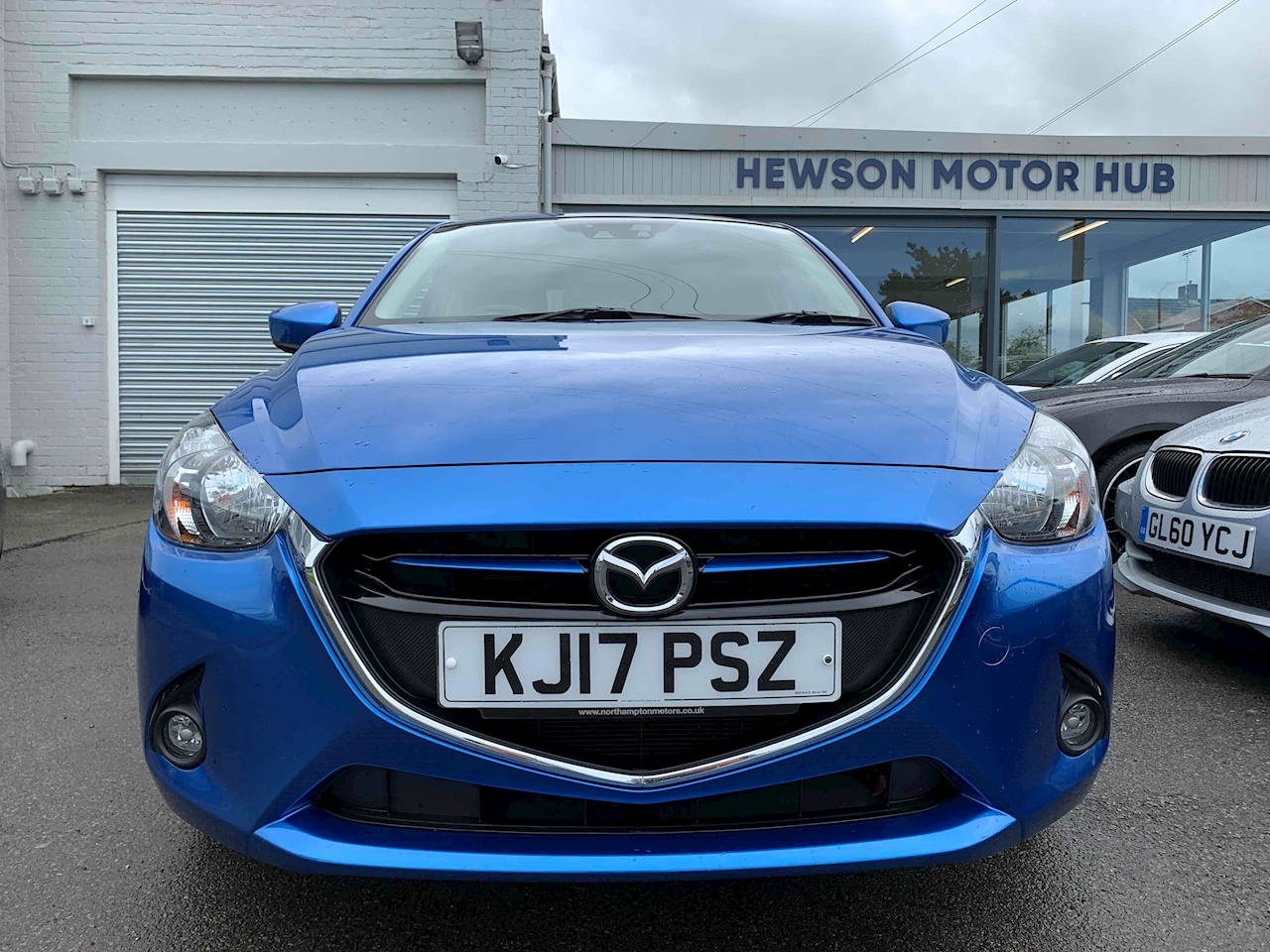 Mazda 2 Sport Nav Hatchback 1.5 Manual Petrol