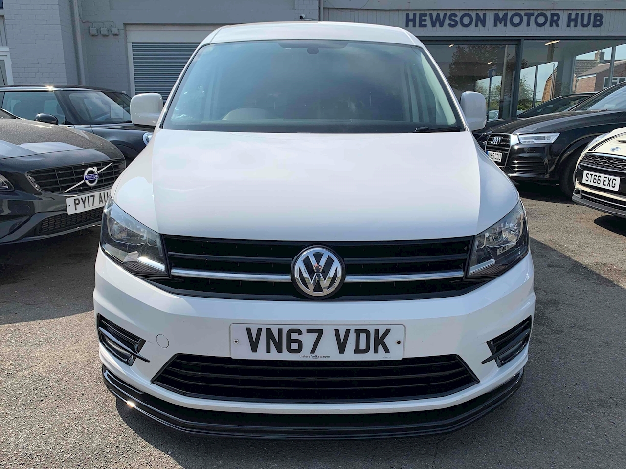 Caddy C20 Tdi Highline Panel Van 2.0 Manual Diesel