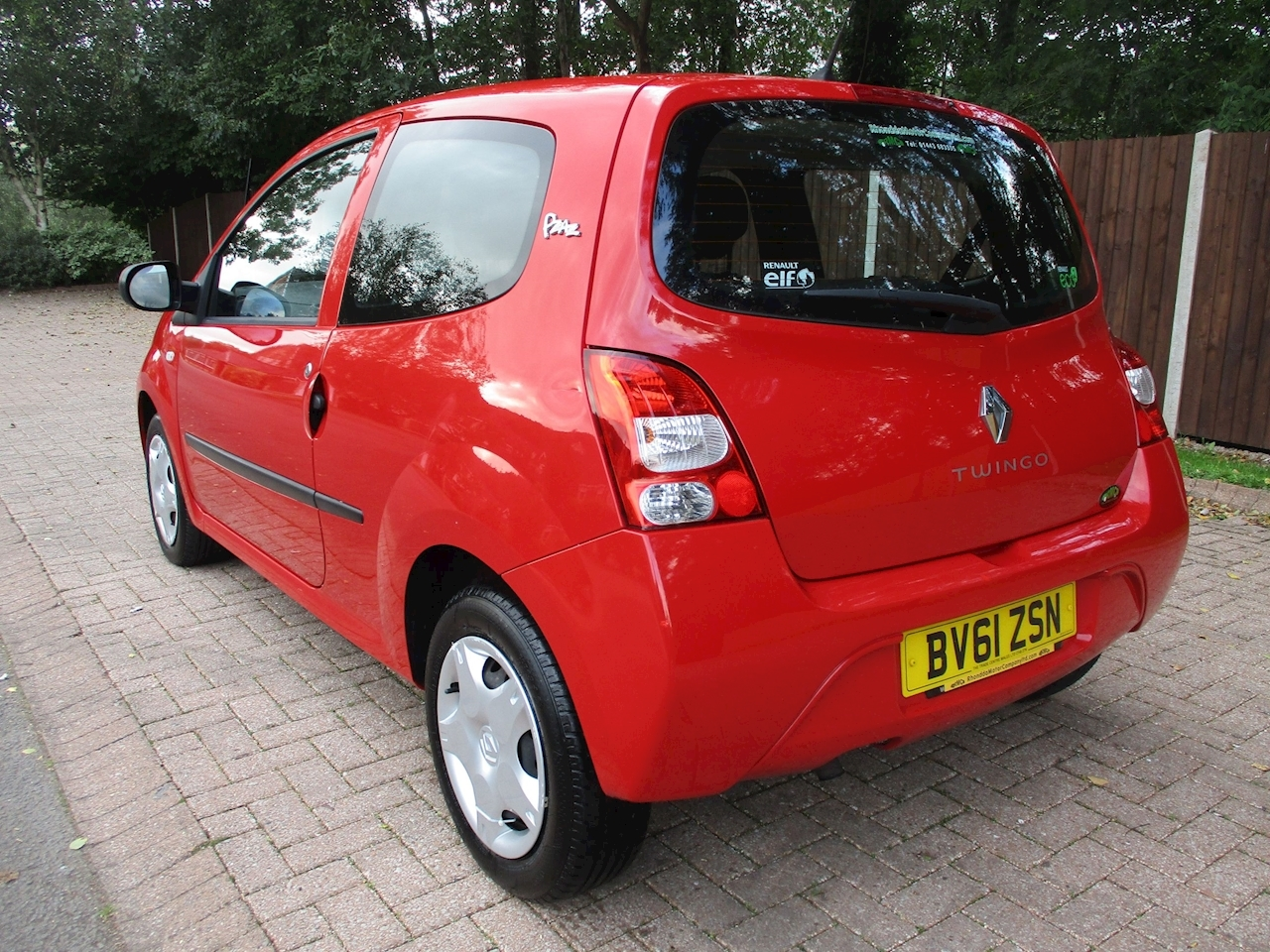 Twingo Pzaz Hatchback 1.2 Manual Petrol
