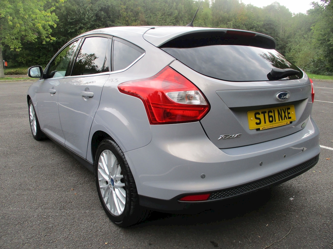 Focus Zetec Hatchback 1.6 Manual Petrol