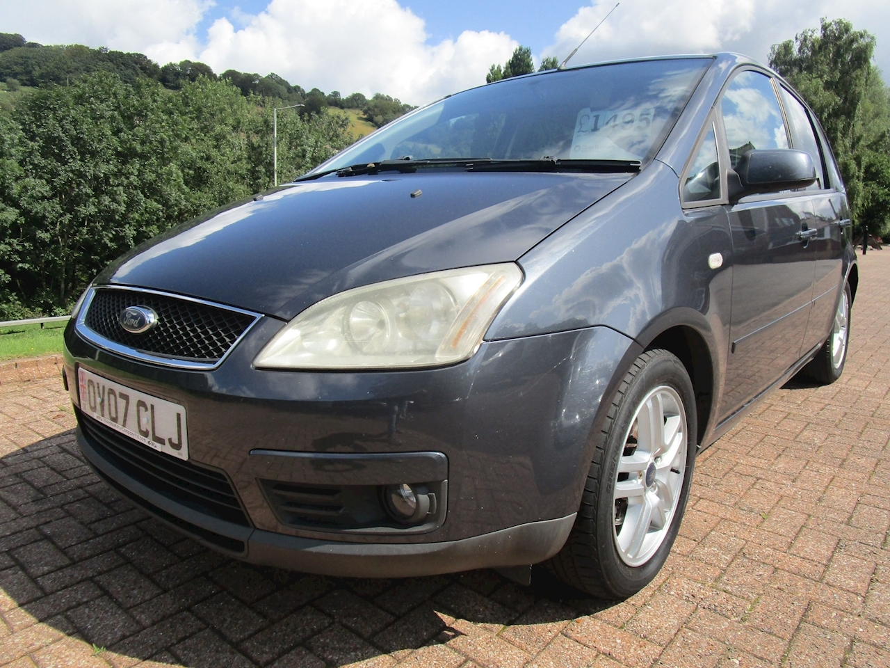 Focus C-Max Zetec Mpv 1.6 Manual Petrol
